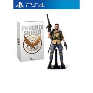 Tom Clancys The Division 2 Phoenix Shield Edition - PS4 (8595142717883)