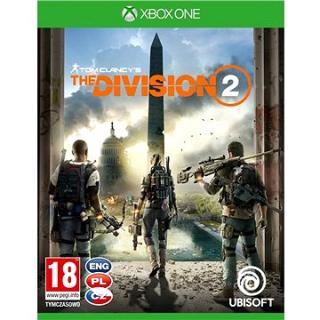 Tom Clancys The Division 2: Standard Edition - Xbox One Digital (G3Q-00601)