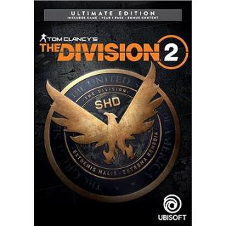 Tom Clancys The Division 2: Ultimate Edition - Xbox One Digital (G3Q-00603)