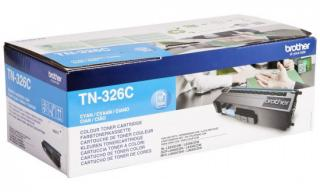 Toner Brother TN-326C, azurový , TN326C