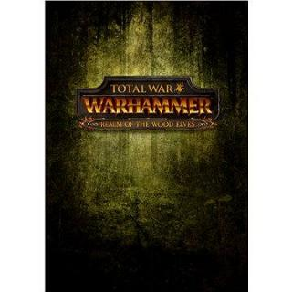 Total War: WARHAMMER - Realm of the Wood Elves Campaign Pack (PC) DIGITAL (280125)