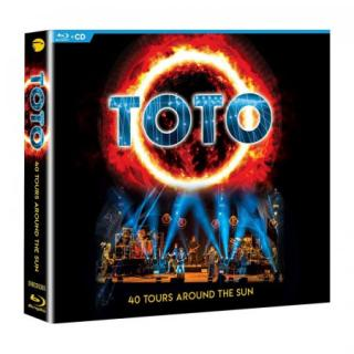 Toto : 40 Tours Around The Sun