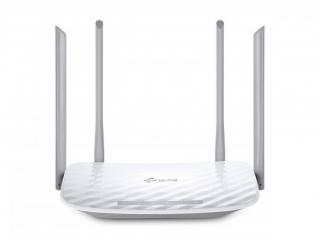 TP-Link Archer C50 AC1200 Dual band 802.11ac router 4xLAN,WAN, IPv6,WiFi on/off, Archer C50