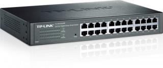 TP-Link TL-SG1024DE Easy Smart Switch 24xTP 10/100/1000Mbps Desktop, TL-SG1024DE