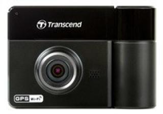 TRANSCEND kamera do auta DrivePro™ 520, 32GB, 2.4