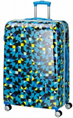 Travelite Campus Hardshell L Blue
