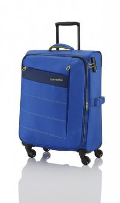 Travelite Kite 4w M Royal Blue