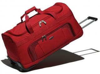 Travelite Orlando Travel Bag 2w Red Red
