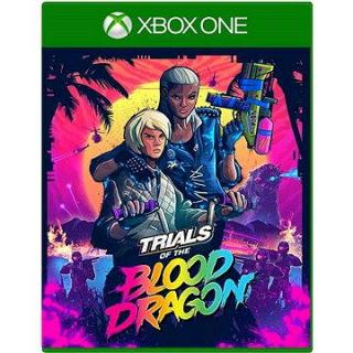 Trials of the Blood Dragon - Xbox One DIGITAL