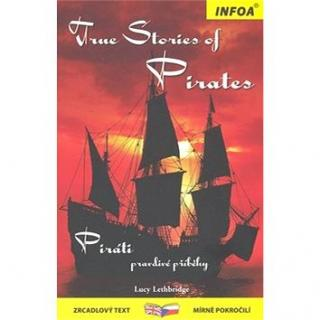 True stories of Pirates/Piráti: zrcadlový text