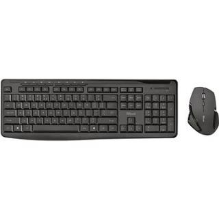 Trust Evo Silent Wireless Keyboard with mouse CZ/SK (22213)