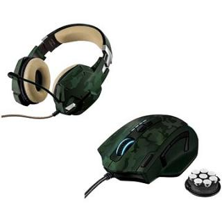 Trust Gaming - Green camouflage (2166516302B )