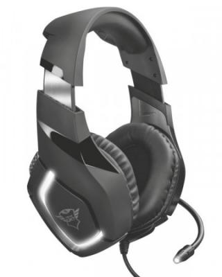 TRUST GXT 380 Doxx Illuminated Gaming Headset, 22338