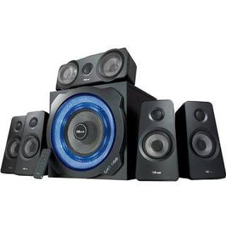 Trust GXT 658 Tytan 5.1 Surround Speaker System (21738)