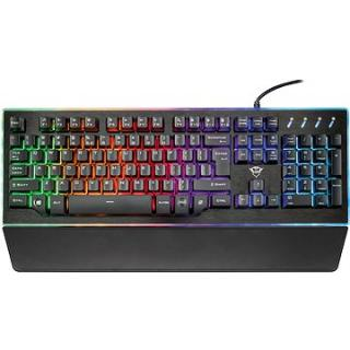 Trust GXT 860 Thura semi-mechanical keyboard CZ SK (22286)