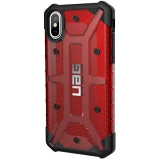 UAG plasma case Magma, red - iPhone XS/X (IPHX-L-MG)
