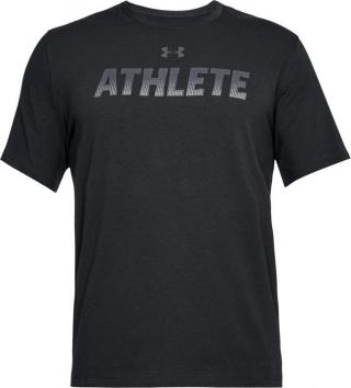 UNDER ARMOUR Athlete SS (1305661-001) velikost: L