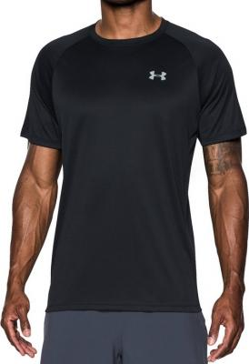UNDER ARMOUR Heatgear Run SS (1289681-001) velikost: XL