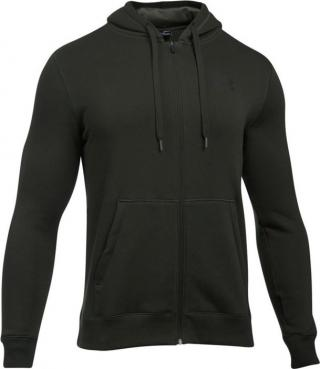 UNDER ARMOUR Rival Fitted Full Zip (1302290-357) velikost: XS