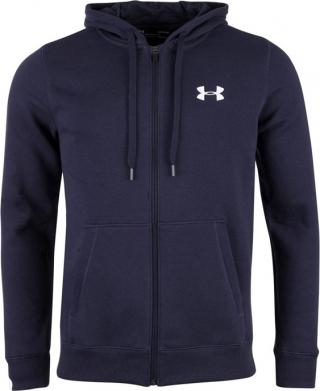 UNDER ARMOUR Rival Fitted Full Zip (1302290-410) velikost: S