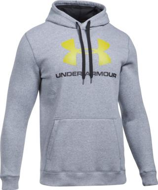 UNDER ARMOUR Rival Graphic Hoodie (1302294-025) velikost: L