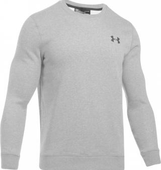 Under Armour Rival Solid Fitted Crew (1302854-035) velikost: M