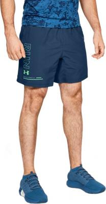 Under Armour Speed Stride Graphic 7 Woven Short  Velikost: XL