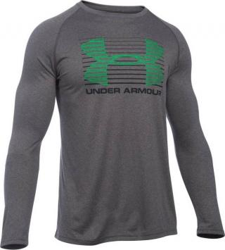 UNDER ARMOUR Tech Rise Up Long (1280982-090) velikost: XL