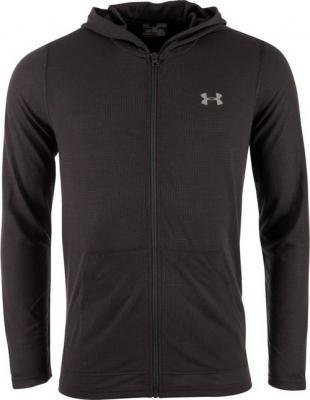 UNDER ARMOUR Threadborne Fitted Hoodie (1290301-001) velikost: S