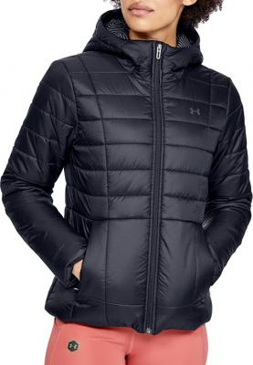 Under Armour W Insulated Hooded Jacket 1342813-001 Velikost: S