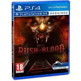 Until Dawn: Rush of Blood - PS4 VR (PS719846857)