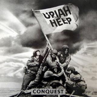 Uriah Heep : Conquest LP
