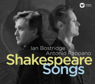 Va - Bostridge / Pappano / Kenny: Shakespeare Songs CD