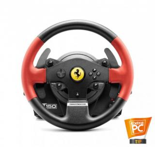 Volant Thrustmaster T150 Ferrari pro PS4, PS3, PC   pedály, 4160630