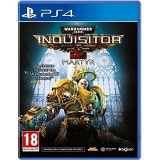 Warhammer 40,000: Inquisitor - Martyr - PS4 (3499550363357)