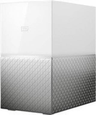 WD My Cloud HOME DUO 6TB (2x3TB),Ext. 3.5