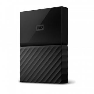 WD My Passport 4TB Ext, 2,5