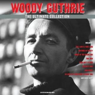 Woody Guthrie : The Ultimate Collection  LP