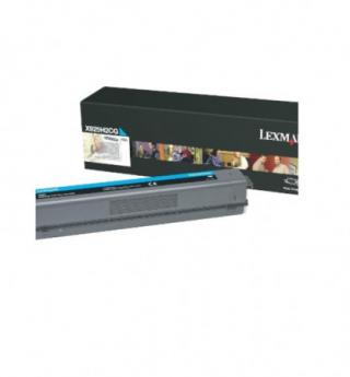 X925 Cyan High Yield Toner Cartridge (7.5K), X925H2CG