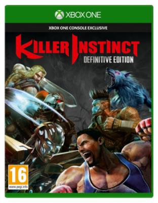 Xbox One Killer Instinct Definitive Edition, 4W2-00021