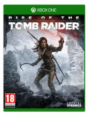 Xbox One Rise of the Tomb Raider, PD5-00017