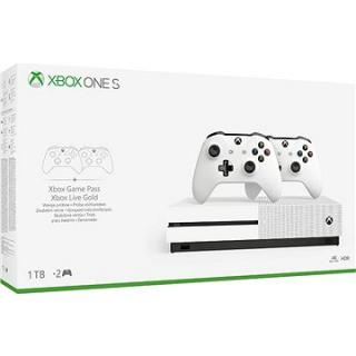 Xbox One S 1TB   extra Wireless Controller (234-00607)