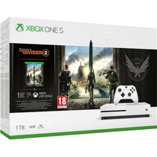 Xbox One S 1TB – The Division 2 Bundle