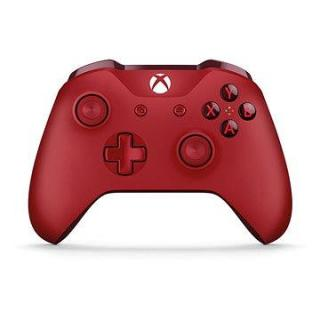 Xbox One Wireless Controller Red  (WL3-00028)