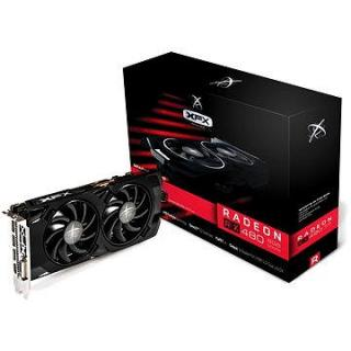 XFX Radeon RX 480 8GB RS Dual Fan (RX-480P8LFB6)