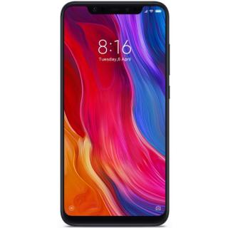 XIAOMI Mi 8 64GB 6GB Dual sim Black EU Global
