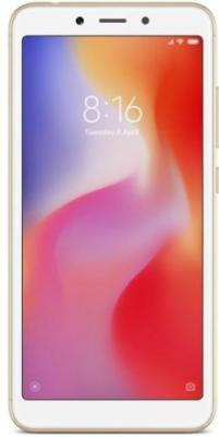XIAOMI Redmi 6 Dual Sim 64GB 3GB RAM LTE Gold EU Global