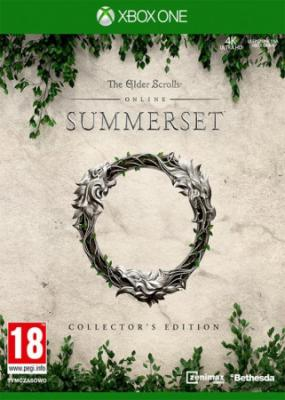 XOne -  ESP: The Elder Scrolls Online Summerset Collector's Edition