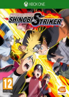 XOne - Naruto to Boruto: Shinobi Striker