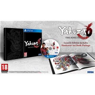 Yakuza 6: The Song of Life - Essence of Art Edition - PS4 (5055277030576)